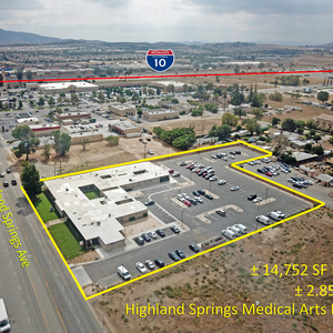 Shopping Centers For Sale Beaumont, CA